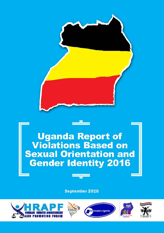 Uganda report on lgbti violations 2016