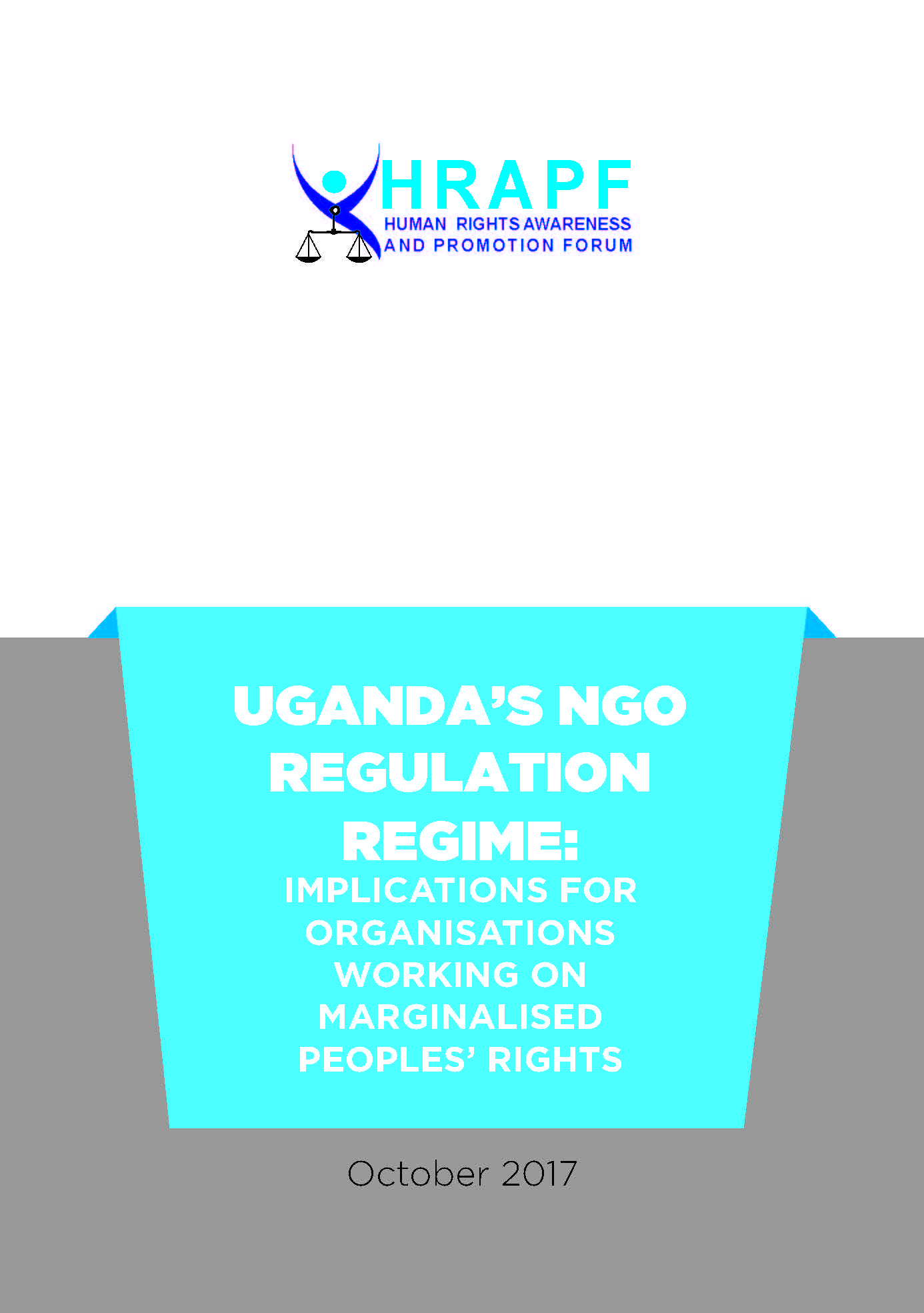 Analysis of Uganda's NGO Legal Regime