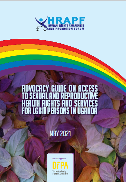Advocacy Guide on Access to SRHR Services for LGBTI Persons in Uganda