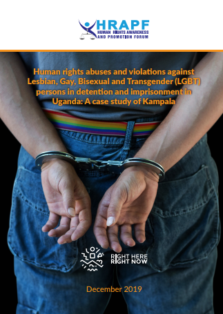 Human Rights violations against LGBTI persons in detention in Uganda