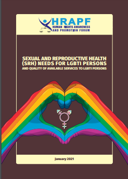 SEXUAL AND REPRODUCTIVE HEALTH (SRH) NEEDS FOR LGBTI PERSONS AND QUALITY OF AVAILABLE SERVICES TO LGBTI PERSONS