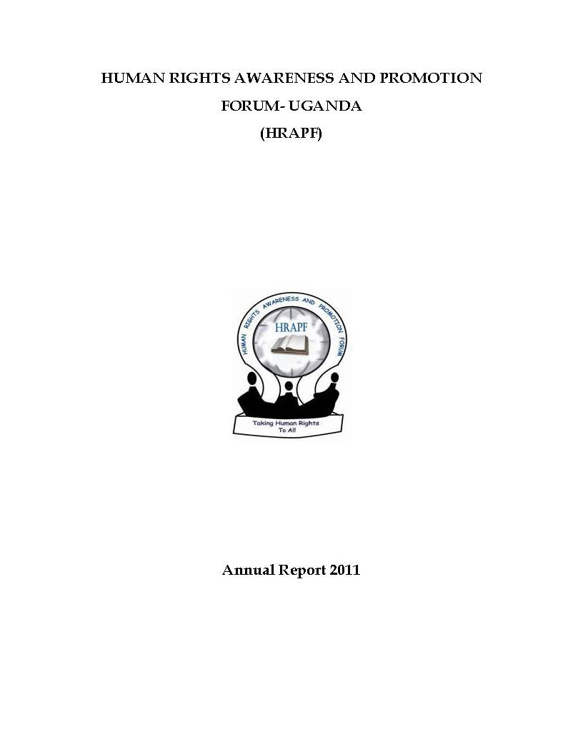 Annual report for the year 2011